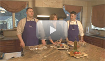 WATCH VIDEO: MEN IN APRONS / The Heart Healthy Mediterranean Diet