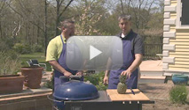 WATCH VIDEO: MEN IN APRONS / Grillling