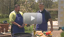 WATCH VIDEO: MEN IN APRONS / Mediterranean Picnic