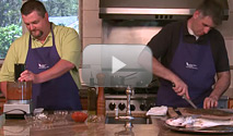 WATCH VIDEO: MEN IN APRONS / Catch of the Day