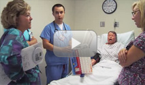 WATCH VIDEO: 2011 Northeast Health System Annual Meeting / Simulation Lab