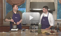 WATCH VIDEO: MEN IN APRONS / Chocolate Lovers' Delight