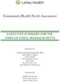 Essex Executive Summary