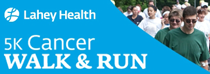 Lahey Health 5K Cancer Walk & Run